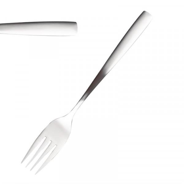 Comas Satin Kuchengabeln 14cm