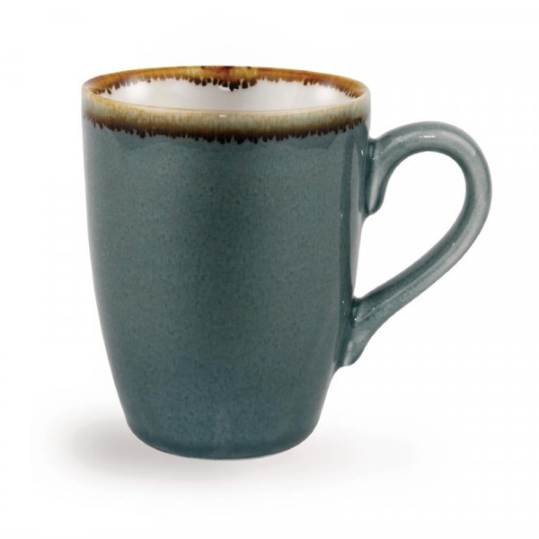 Olympia Kiln Kaffeebecher Ozean 34cl