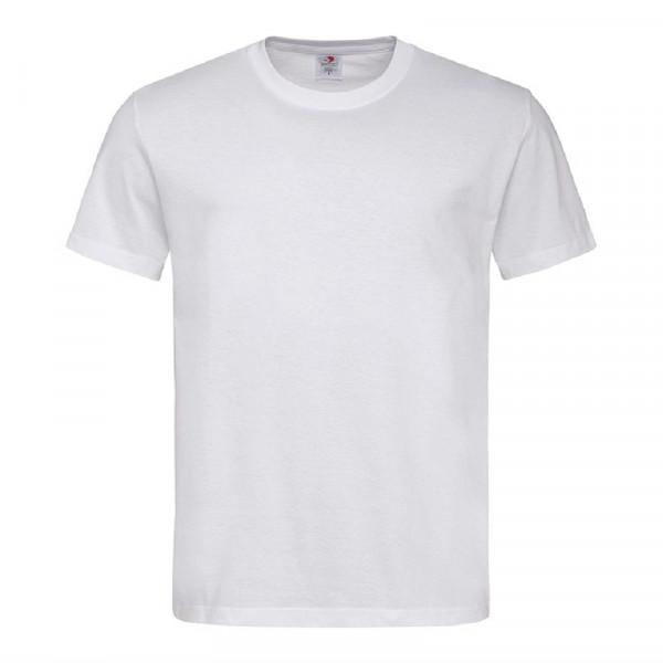 Unisex T-Shirt weiß M