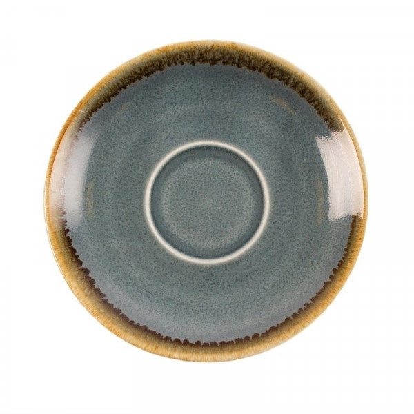 Olympia Kiln Espresso Saucer Ocean