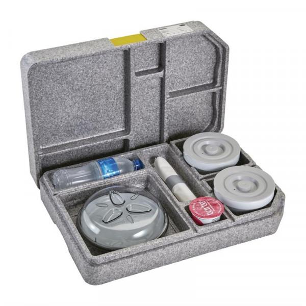 Cambro Tablotherm Speisetransportbehälter mit Essgeschirr
