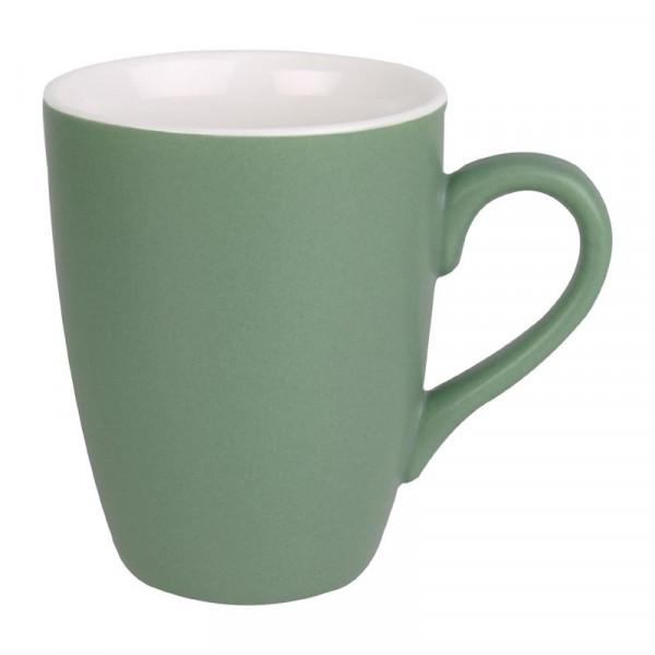 Olympia Pastel Tassen grün 34cl