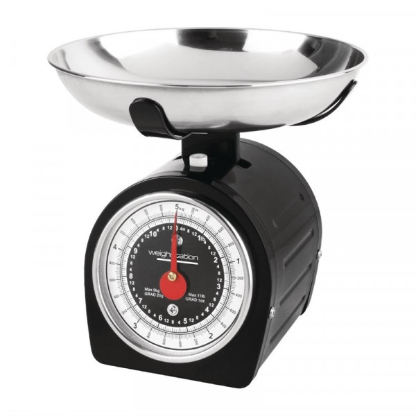 Weighstation mechanische Waage 5kg