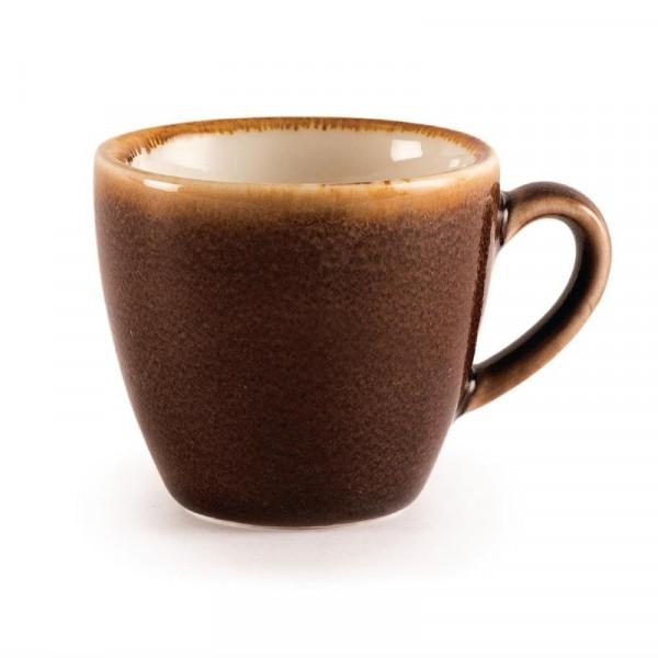 Olympia Kiln Espressotassen Borke 8,5cl