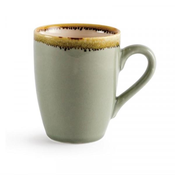 Olympia Kiln Kaffeebecher Moos 34cl