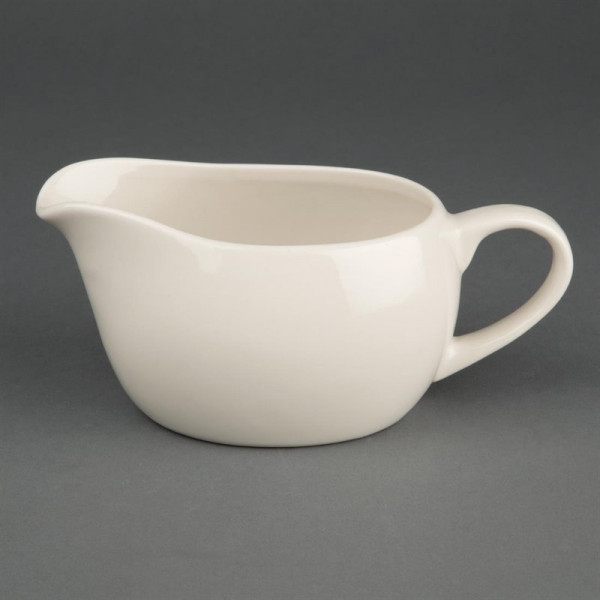 Olympia Ivory Sauciere 34cl