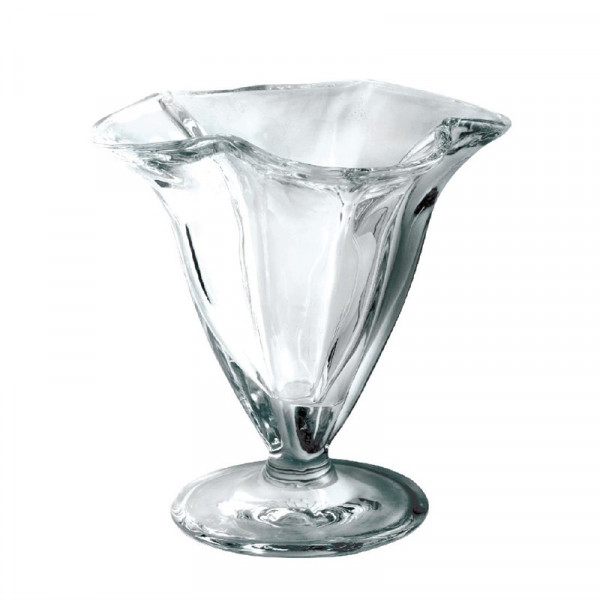 Traditional Small Dessert Glasses 128ml