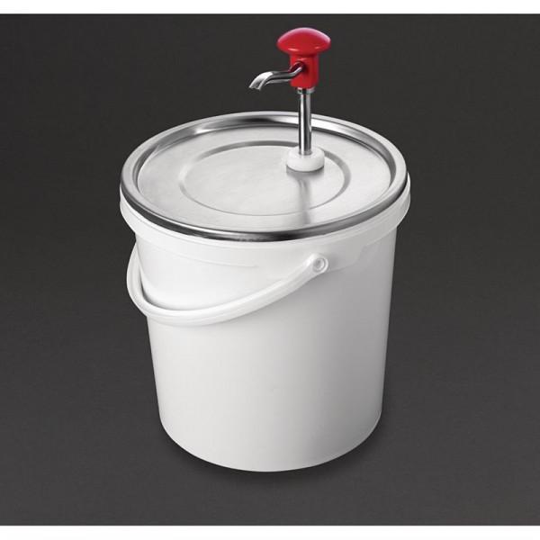 Schneider 10L Saucenspender mit Pumpe
