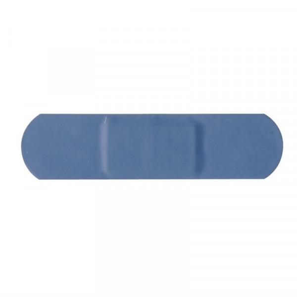 Blaue Standardpflaster