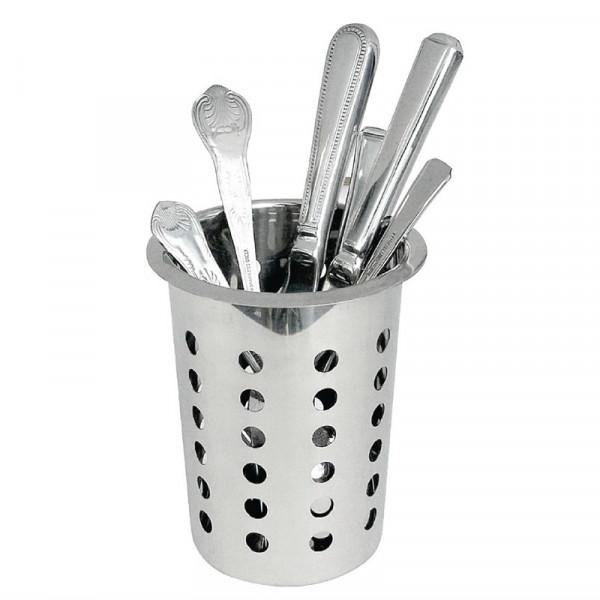 Round Cutlery Basket