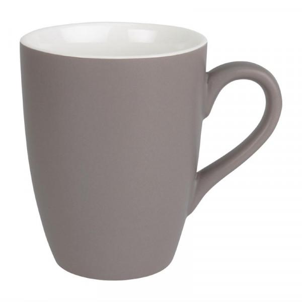 Olympia Pastel Tassen grau 34cl