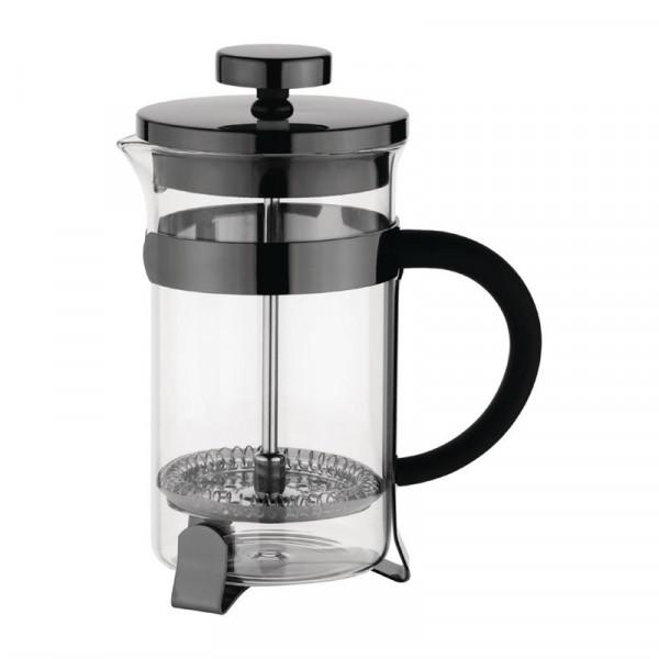 Olympia Cafetiere 6 Tassen schwarz