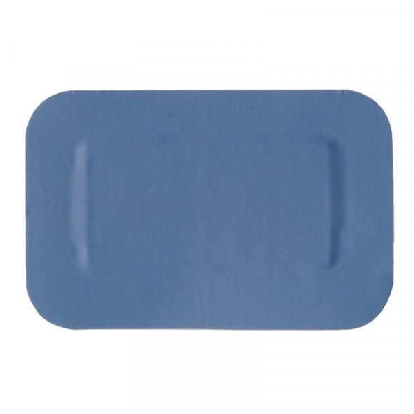 Blaue Wundpflaster
