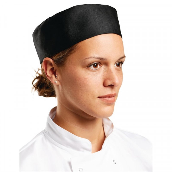 Whites Skull Cap Kochmütze schwarz XL